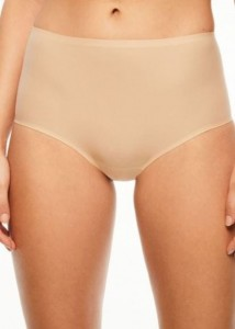Majtki Chantelle Soft Stretch High Waist Cieliste