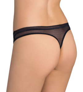 Majtki Triumph Beauty-Full Darling String czarne